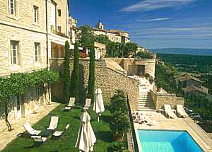 Luxe hotel Provence