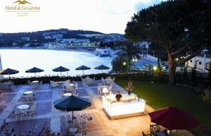 strand og spa luksushotell nord for Barcelona