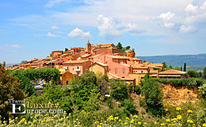 Roussillon en France