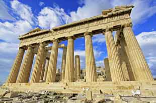 The Parthenon - Acropolis - Athens