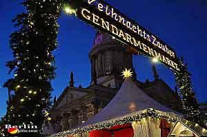 Julemarkedene i Berlin