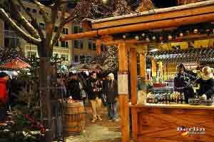 سوق عيد الميلاد Spandau