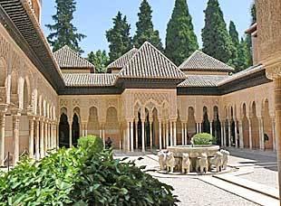 Die Alhambra in Granada - ein maurischer Traum