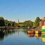 Smuk og berømte Stratford upon Avon