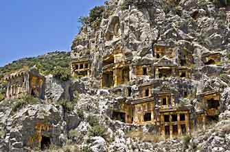 tombs_myra_turkey