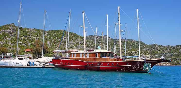 turkish blue cruise