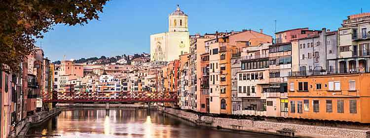 girona photo panoramique