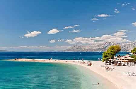 Horvátország Makarska Riviera