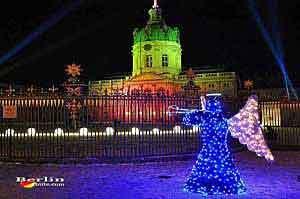 charlottenburg Boże Narodzenie w berlinie