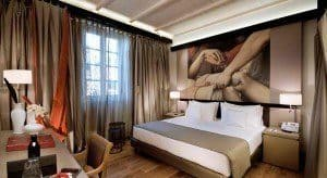 room Melia Rome
