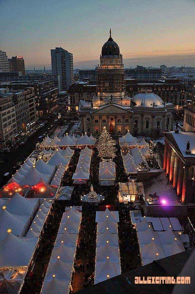 Christmas Markets In Germany Tours
