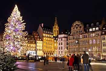 Страсбург коледни пазари