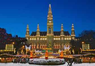 Beautiful Christmas Markets Vienna 2018