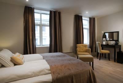 grundlæggende hotel bergen