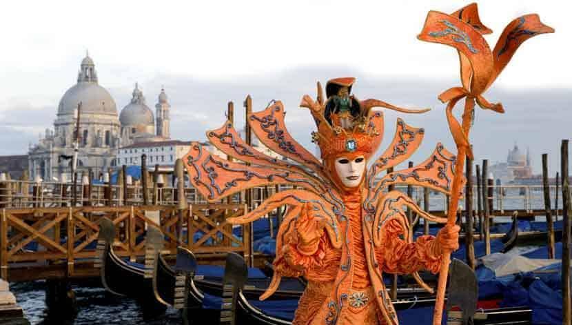 venice carneval: