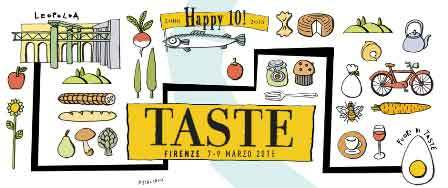 Smag Firenze Food Festival, 7 - 9 marts 2020