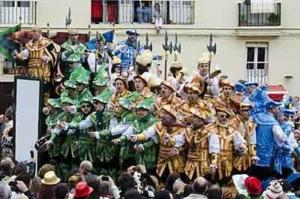 karnevalski cadiz