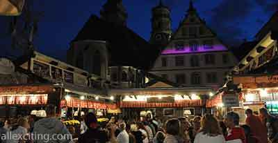 Stuttgart Wine Festival Weindorf – 28 August – 8 September 2019