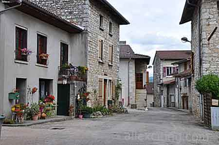 Grønne veier i Frankrike