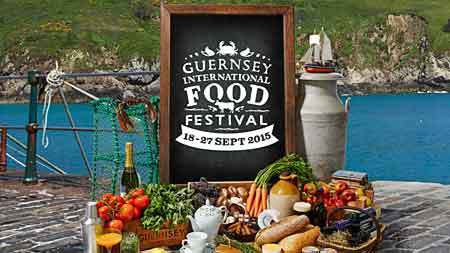 Food and Drink Festival on Guernsey Island in UK,  24 August – 02 September 2018