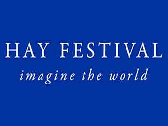 Hay Literary Festival in Wales, UK. 23 May – 2 June 2019
