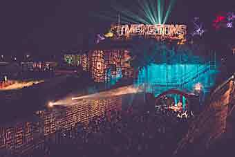 Dimensions Festival Croatia, 28 August - 1 September 2019