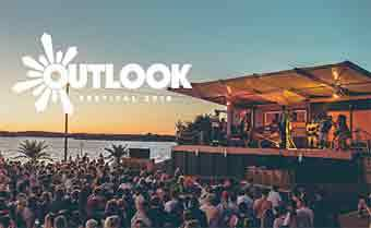 Outlook Festival z masivno postavitvijo - Hrvaška 4 - 8 September 2019