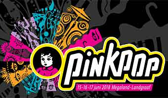 Pinkpop in Megaland-Landgraaf, The Netherlands, 8 – 10 June 2019