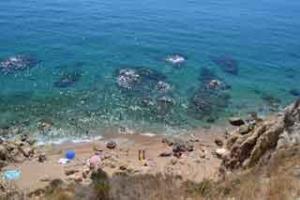 Foto küste costa del maresme