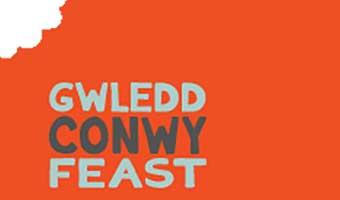Gwledd Conwy ünnepe, Wales, Egyesült Királyság. 25 - 27 Október, 2019