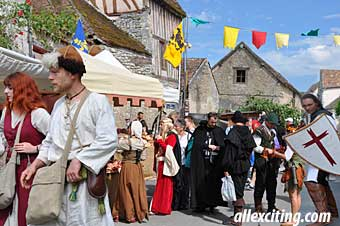Provins Medieval Festival – A lovely event near Paris, 15 – 16 June, 2019
