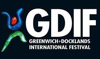 Greenwich und Docklands International Festival, 21 Juni - 6 Juli 2019