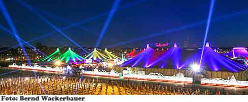 Tollwood Winterfestival in Munich, 23 November – 31 December 2018
