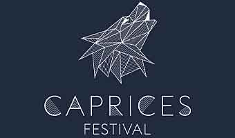 Caprices Electro Music Festival in Crans Montana, Switzerland April 2019