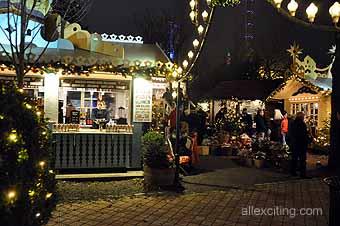 Kerstmis Kopenhagen