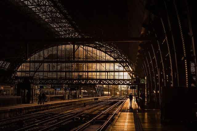 europa tour trein