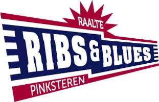 Ribs und Blues Festival in Raalte 19 - 21 Mai 2018
