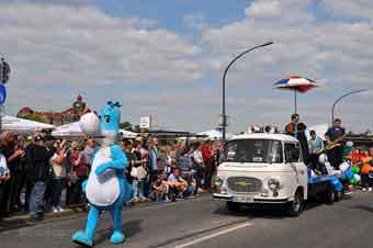 Dixieland parade dresden