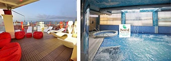 hotel Norat Marina Spa, O Grove, Spain
