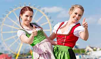Oktoberfest in Munich, September 22 – October 7, 2018