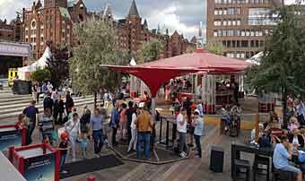Duckstein фестиваль Гамбург