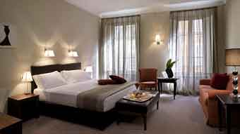 good hotel in Parma