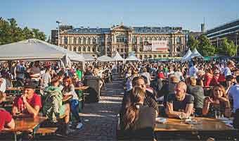 Плажен фестивал за бира Хелзинки