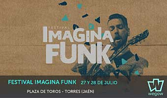 imagina funk festival spain