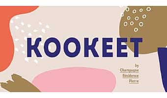Kookeet Food Festival a Bruges, Belgio 28 - 30 September 2019