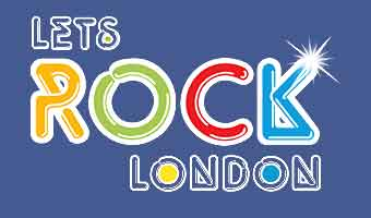 Lass uns London rocken