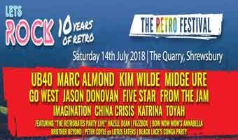 lets rock shrewsbury lineup