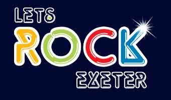 Let's Rock Exeter – 80s Pop and Rock – Saturday 30 June 2018