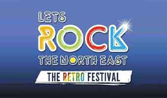 Let's Rock The North East. Herrington Country Park, Sunderland, 9 June 2018