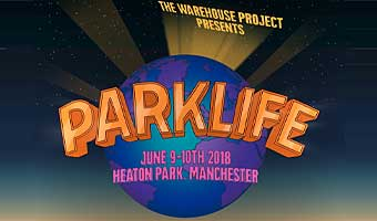 Parklife Music Festival in Manchester UK. 8 – 9 June 2019